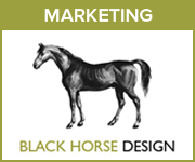 Black Horse Design Marketing (Warwickshire Horse)