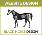 Black Horse Design Website Design (Warwickshire Horse)