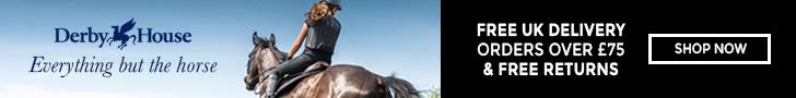 Derby House Footer (Warwickshire Horse)