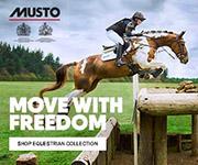 Musto 3 (Warwickshire Horse)